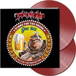 Tankard - Hymns For The Drunk - DOUBLE LP GATEFOLD COLOURED