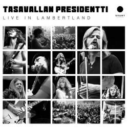 Tasavallan Presidentti - Live In Lambertland - DOUBLE LP Gatefold