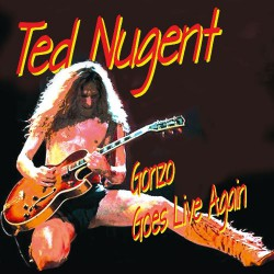 Ted Nugent - Gonzo Goes Live Again - DOUBLE CD
