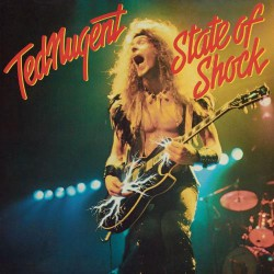 Ted Nugent - State Of Shock - CD SUPER JEWEL