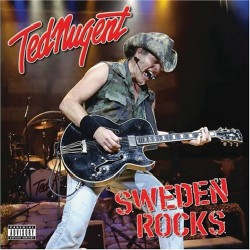 Ted Nugent - Sweden Rocks - DOUBLE LP Gatefold