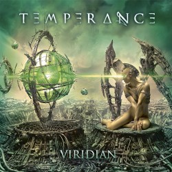 Temperance - Viridian - LP Gatefold