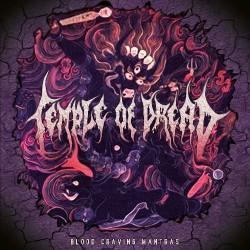 Temple Of Dread - Blood Craving Mantras - CD DIGIPAK