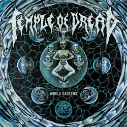 Temple Of Dread - World Sacrifice - CD