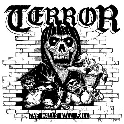 Terror - The Walls Will Fall - CD EP