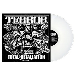 Terror - Total Retaliation - LP Gatefold Coloured