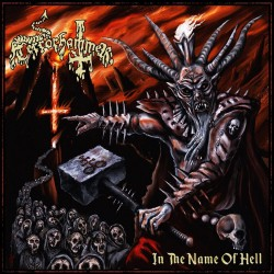 Terrorhammer - In The Name Of Hell - CD EP