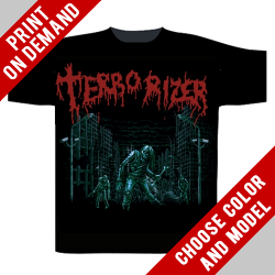 Terrorizer - Hordes of Zombies - Print on demand