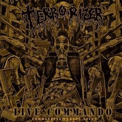 Terrorizer - Live Commando - Commanding Europe 2019 - CD DIGIPAK
