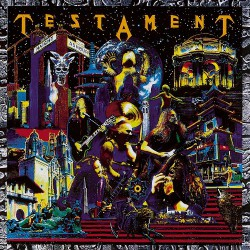 Testament - Live at the Fillmore - CD