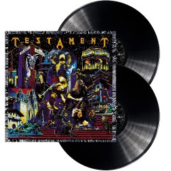 Testament - Live at the Fillmore - DOUBLE LP Gatefold