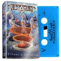 Testament - Titans Of Creation - CASSETTE