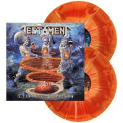 Testament - Titans Of Creation - DOUBLE LP GATEFOLD COLOURED