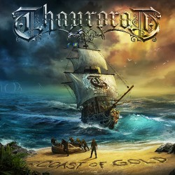 Thaurorod - Coast Of Gold - CD DIGIPAK + PATCH