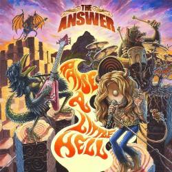 The Answer - Raise A Little Hell - CD
