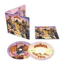 The Answer - Raise A Little Hell - 2CD DIGIPAK