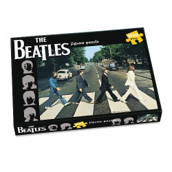 The Beatles - Abbey Road - Puzzle