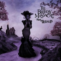 The Birthday Massacre - Pins and Needles - LP Gatefold