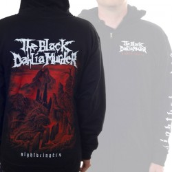 The Black Dahlia Murder - Nightbringers - Hooded Sweat Shirt Zip (Homme)