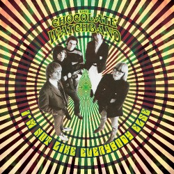 The Chocolate Watchband - I'm Not Like Everybody Else - LP