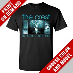 The Crest - Letters from Fire - Print on demand