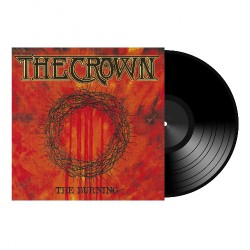 The Crown - The Burning - LP Gatefold