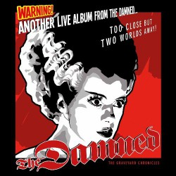 The Damned - Another Live Album From The Damned... - DOUBLE LP Gatefold