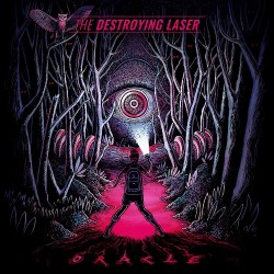 The Destroying Laser - Oracle - CD DIGISLEEVE