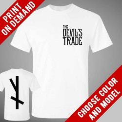 The Devil's Trade - Logo - Print on demand