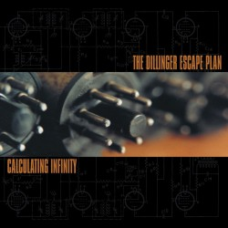 The Dillinger Escape Plan - Calculating Infinity - CD