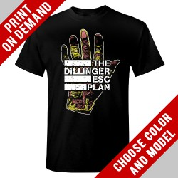 The Dillinger Escape Plan - Option Paralysis: Touch - Print on demand