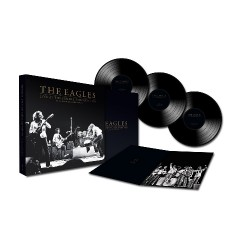 The Eagles - Live At The Summit - Houston 1976 - 3LP BOX