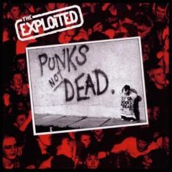 The Exploited - Punks Not Dead - DOUBLE LP