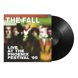 The Fall - Live At Phoenix Festival 1995 - LP Gatefold