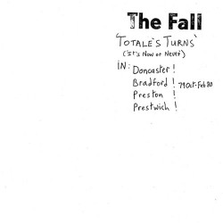 The Fall - Totale's Turn (It's Now Or Never) - CD
