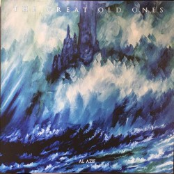 The Great Old Ones - Al Azif - DOUBLE LP Gatefold