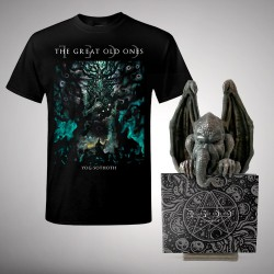 The Great Old Ones - Bundle 6 - CD BOX + T-SHIRT (Homme)