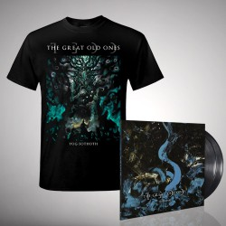 The Great Old Ones - Bundle 9 - Double LP gatefold + T-shirt bundle (Homme)
