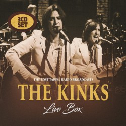 The Kinks - Live Box 1977-1993 - 3CD DIGISLEEVE