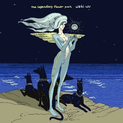 The Legendary Flower Punk - Wabi Wu - CD DIGIPAK