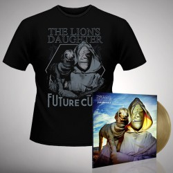 The Lion's Daughter - Future Cult - LP COLOURED + T-shirt bundle (Homme)