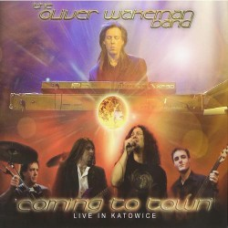 The Oliver Wakeman Band - Coming to Town - DVD + CD DIGIPAK