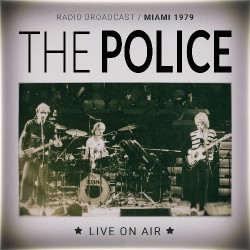 The Police - Live On Air - CD