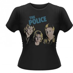 The Police - Outlandos D'Amour - T-shirt (Women)