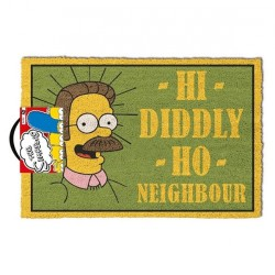 The Simpsons - Hi Diddly Ho Neighbour - DOORMAT