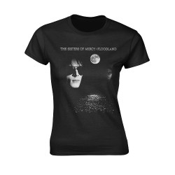 The Sisters Of Mercy - Floodland - T-shirt (Femme)