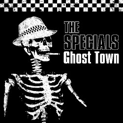 The Specials - Ghost Town - LP COLOURED