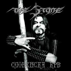 The Stone - Slovenska KRV - CD