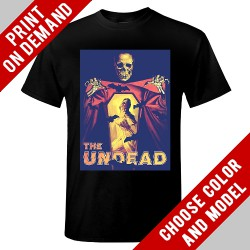 The Undead - The Undead - Print on demand