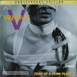 The Vandals - Fear Of A Punk Planet - CD